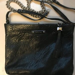 Stella & Dot black crossbody